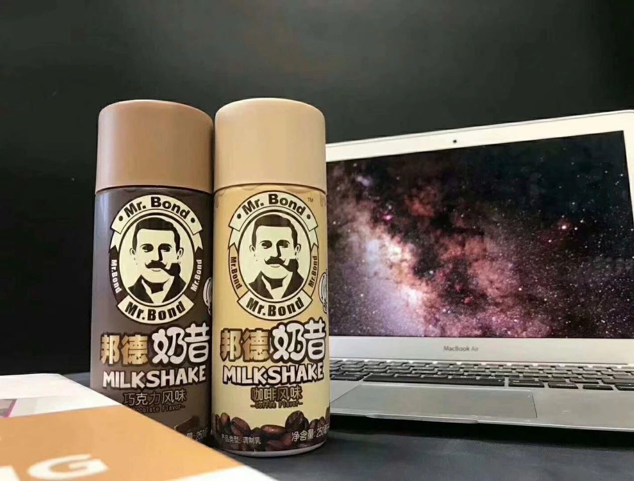 上市不足两月 旺旺邦德奶昔新品热销超咖啡