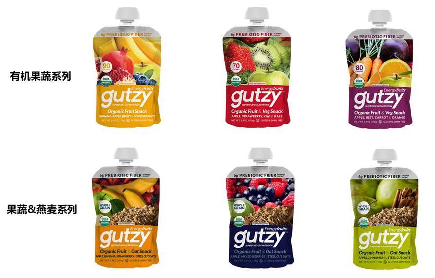 Gutzy打破思维定式增长150% 益生元肠道健康混搭早餐零食