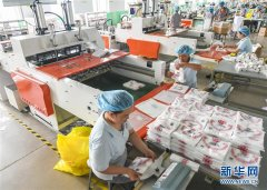 新华食品网:河北省故城县着力打造环保食品包装产业基地